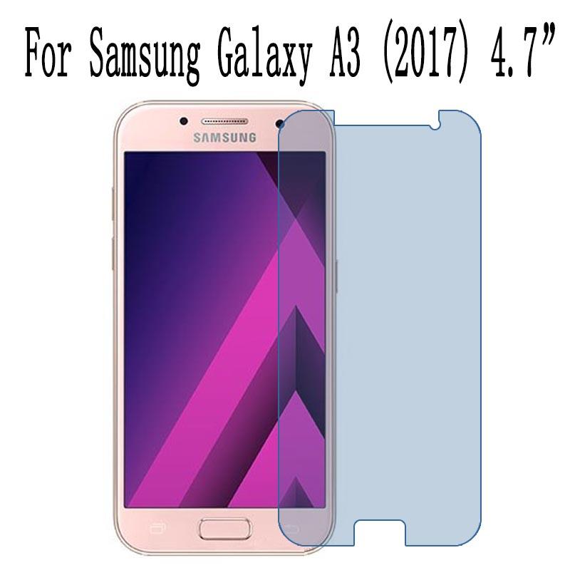 Fólie Nano-M na displej pro Galaxy A3 (2017) / A3 Duos (2017)