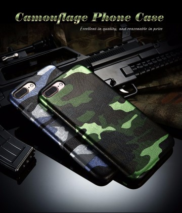 Kryt Army Camouflage pro iPhone 7