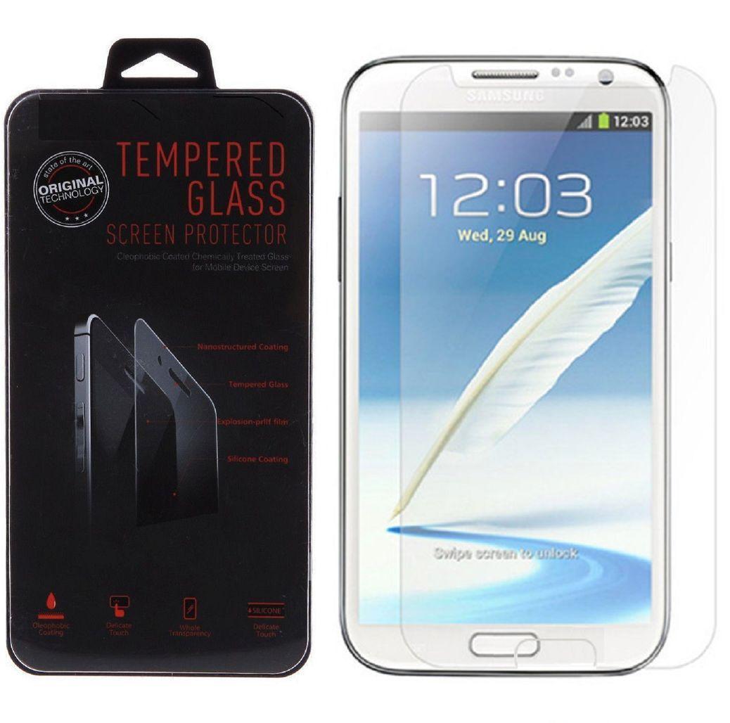 Movano Ochranné tvrzené sklo Samsung Galaxy Note 2