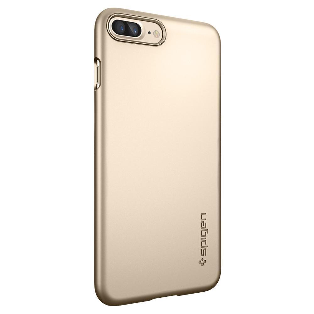 SPIGEN Thin Fit pro Apple iPhone 7 Plus - Champagne Gold