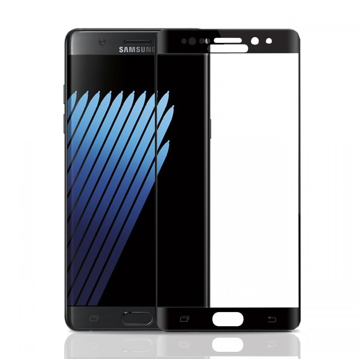 Tvrzené sklo 3D GLASS na celý displej Samsung Galaxy Note 7