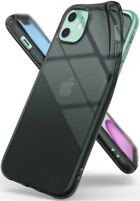Pouzdro Ringke Air Apple iPhone 11 - Kouřově černé