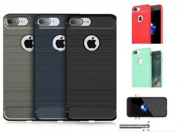 Odolný kryt Carbon Armor pro iPhone 7 Plus