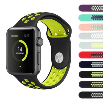 Řemínek SPORT pro Apple Watch 38mm Series 1, 2, 3