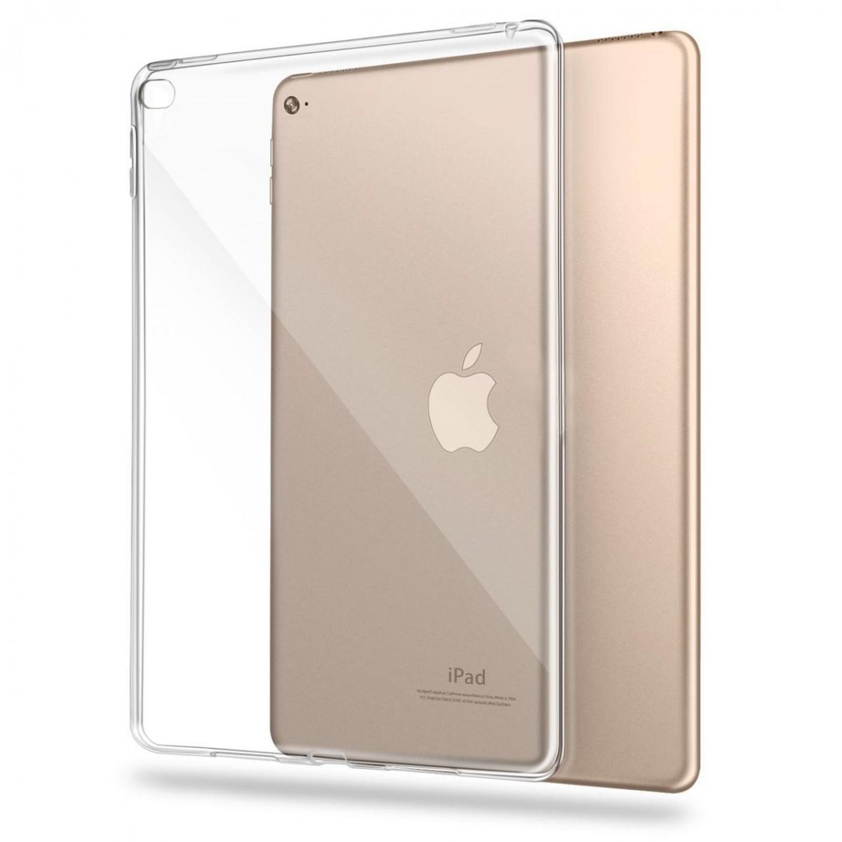 Silikonový průhledný obal / kryt pro Apple iPad Air 2 (čirý)