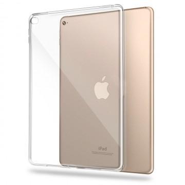 Silikonový průhledný obal / kryt na Apple iPad Air 2 (čirý)