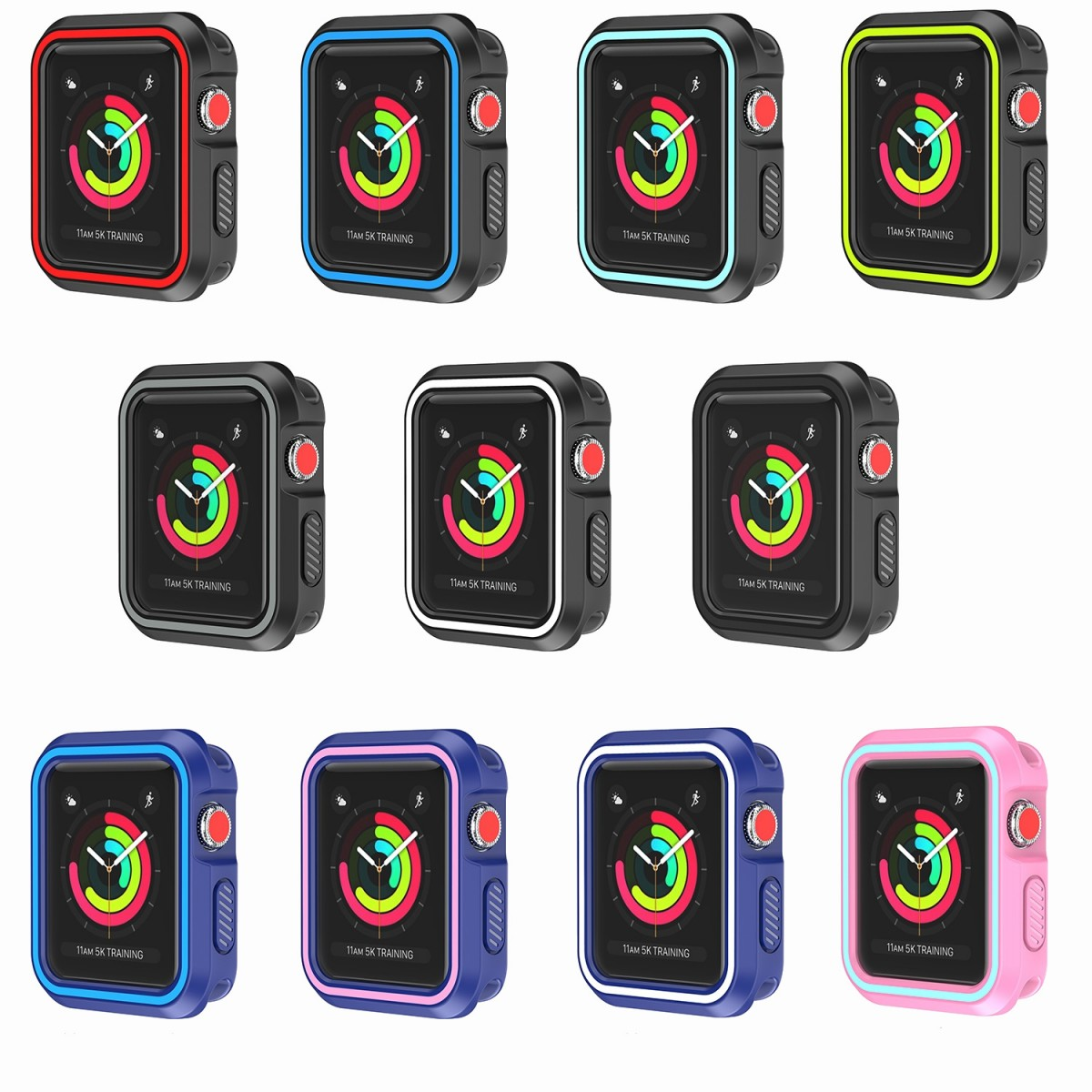 Obal Active na Apple Watch 42mm Series 1, 2, 3
