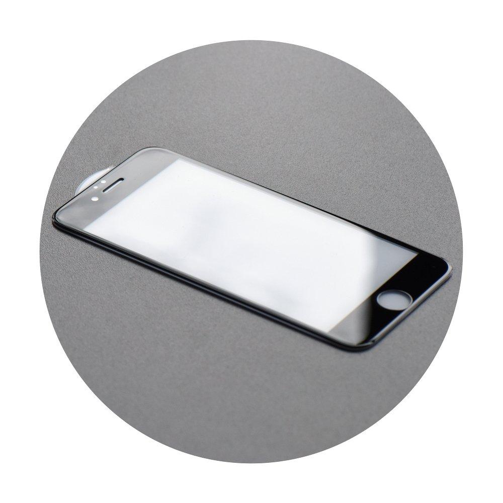 X-ONE Tvrzené sklo 3D FULL COVER 0,3mm na displej iPhone 8 / 7 - Černé