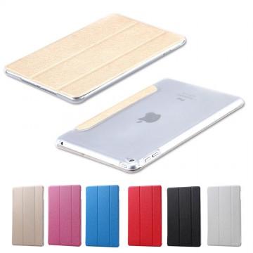 Flipové pouzdro s průhlednými zády pro iPad Air