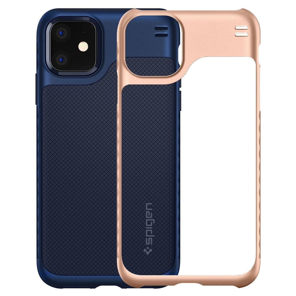 Pouzdro Spigen Hybrid NX iPhone 11 - Navy Blue