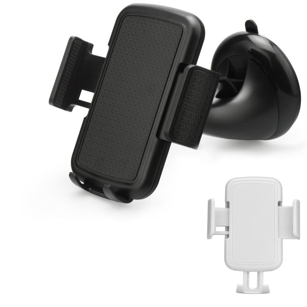 Univerzální držák do auta StrongMan pro Samsung Galaxy, Huawei, Lenovo, Asus a další - Bílý