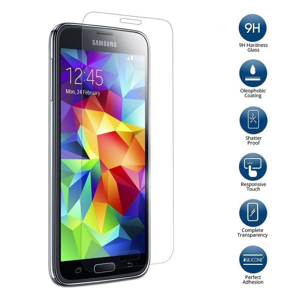 GLOBALTECH GT ochranné tvrzené sklo pro Samsung Galaxy S5 mini G800 5901836415660
