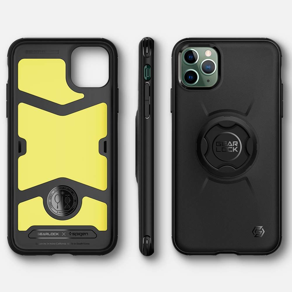 Pouzdro Spigen GearLock GCF112 na iPhone 11 Pro černé