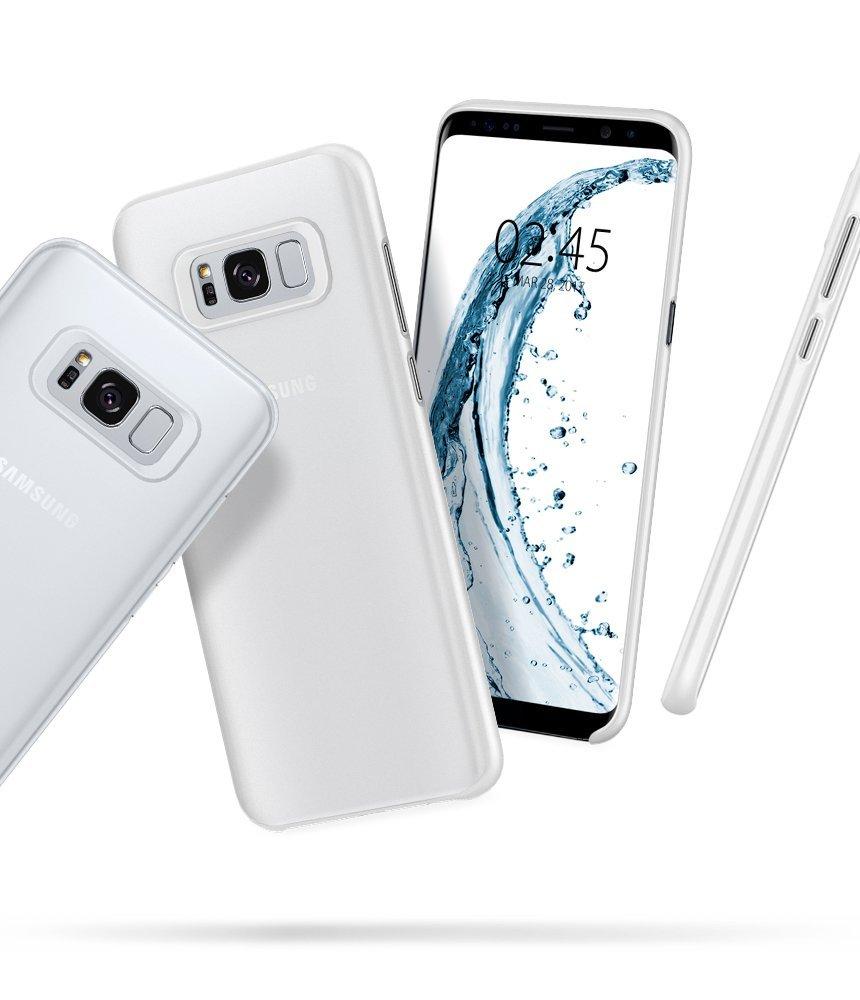 Spigen Air Skin pro Samsung Galaxy S8 Plus - Soft Clear
