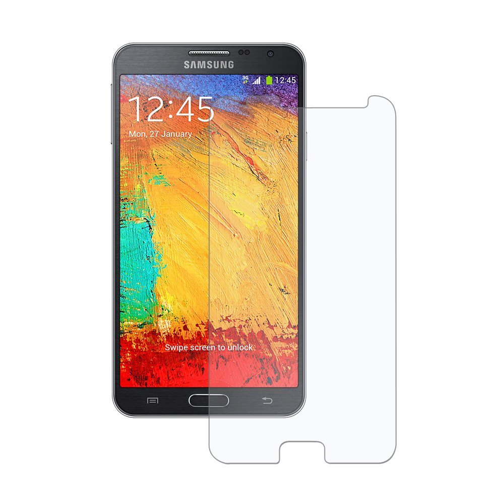 Tvrzené sklo 9H na displej - Galaxy Note 3 Neo/ Note 3 Neo Duos
