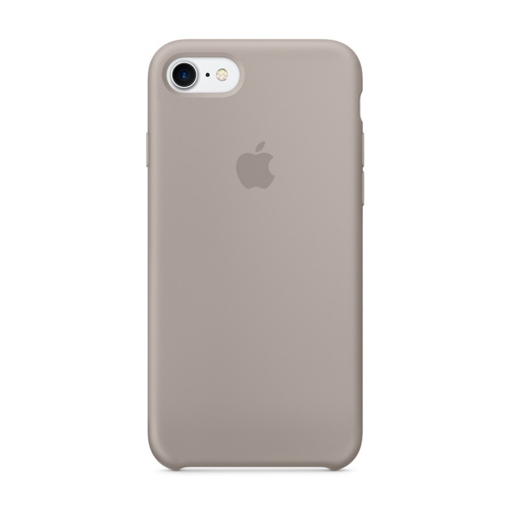 Pouzdro Apple iPhone 7/8 Silicone Case Pebble
