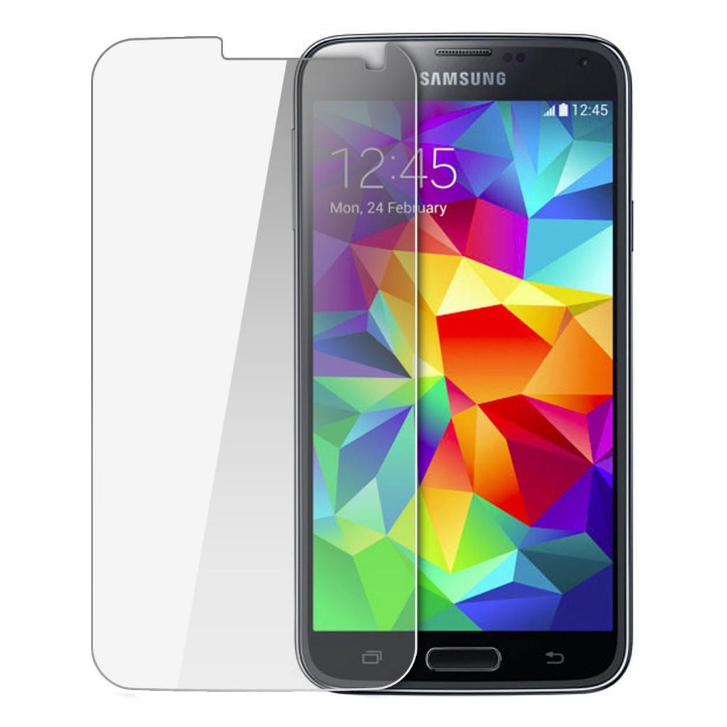 Tvrzené sklo 9H na displej - Galaxy S5 / S5 Neo