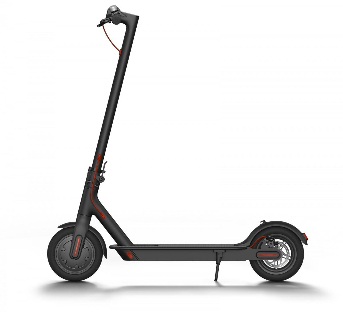 Xiaomi Mi Electric Scooter 2 M365 CZ - Černá