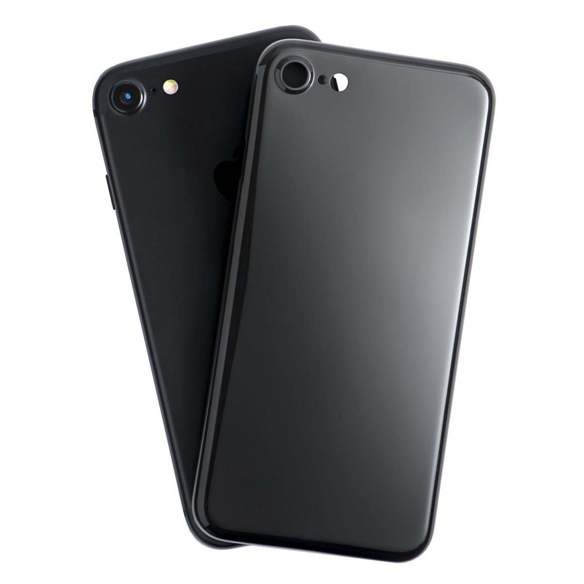 Obal Jet Black pro Apple iPhone 8 / iPhone 7