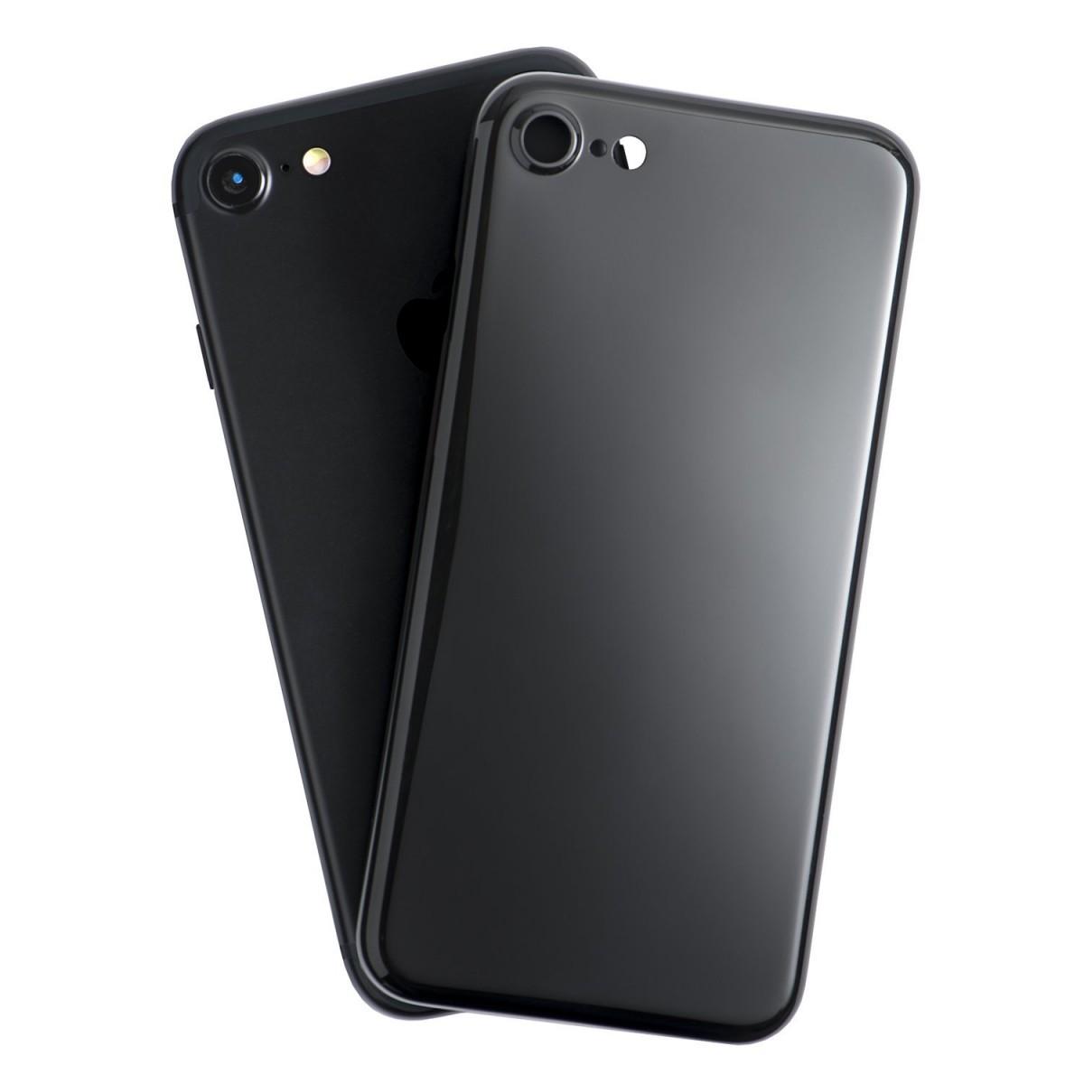 Obal Jet Black pro Apple iPhone 8