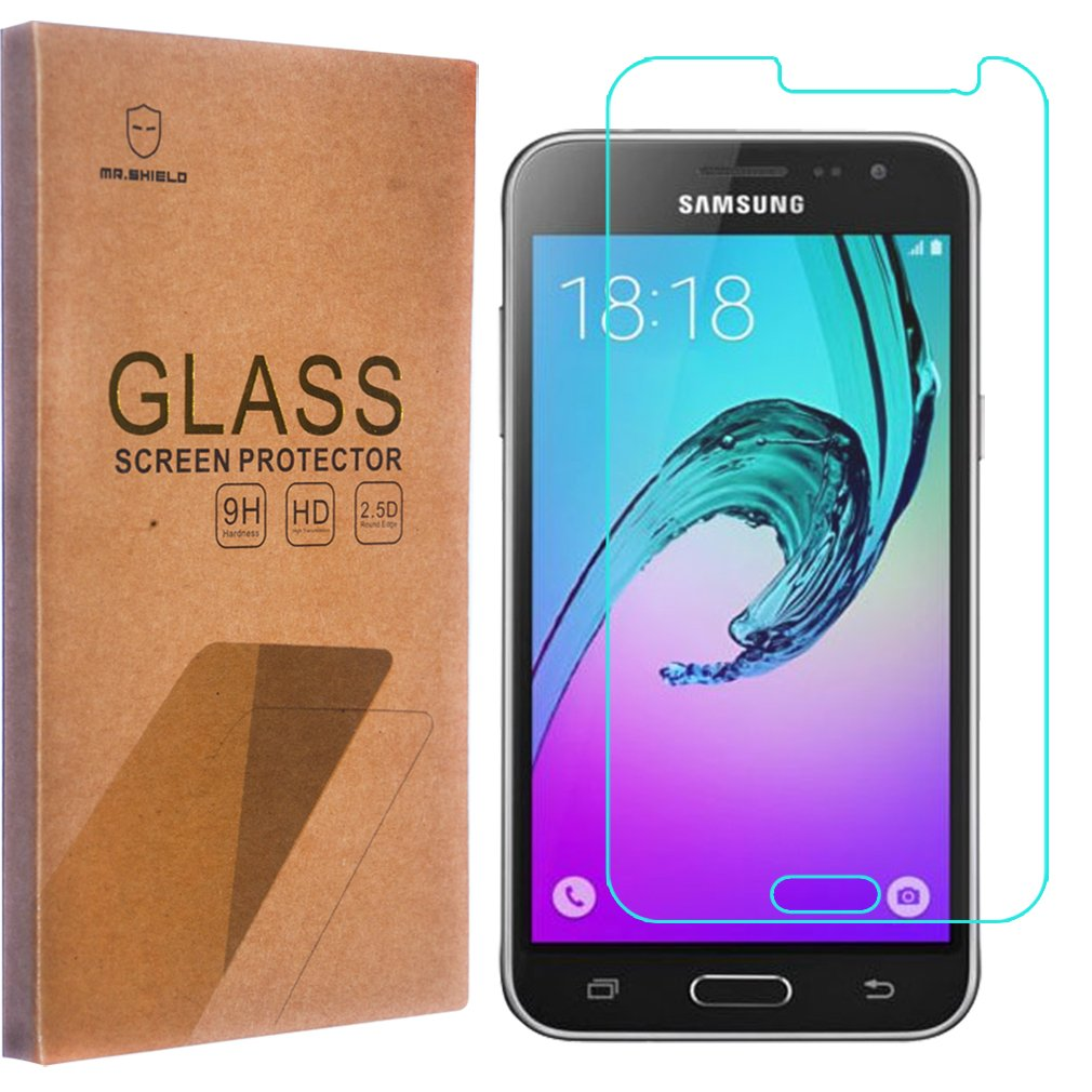 Tvrzené sklo 9H - Galaxy J3 (2016)/J3 Duos (2016)/J3 Pro