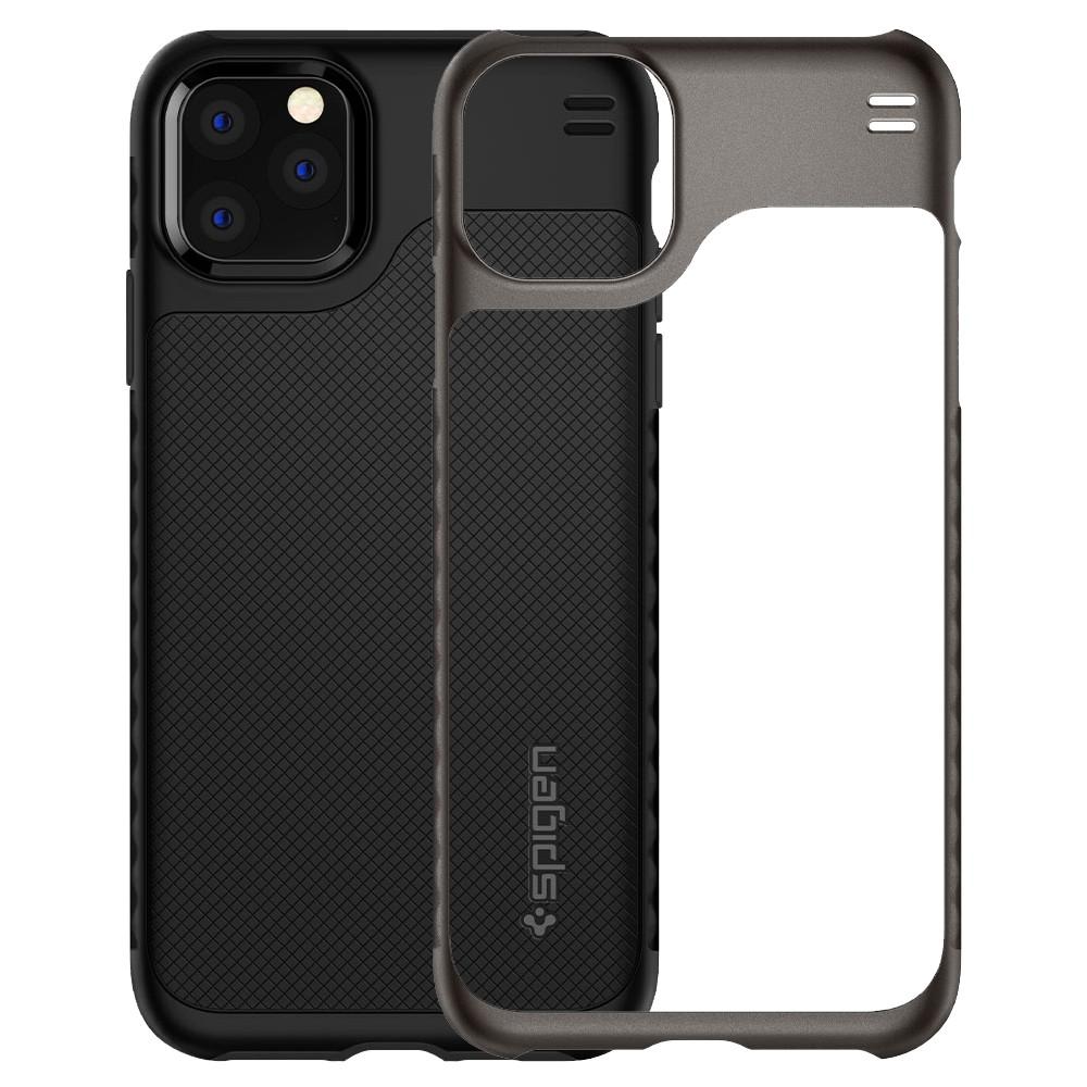 Pouzdro Spigen Hybrid NX iPhone 11 Pro Max - Matte Black