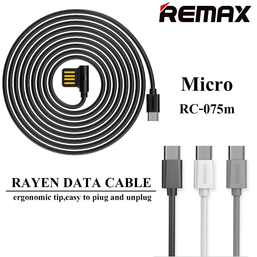Kabel Remax Rayen RC-075m s Micro USB