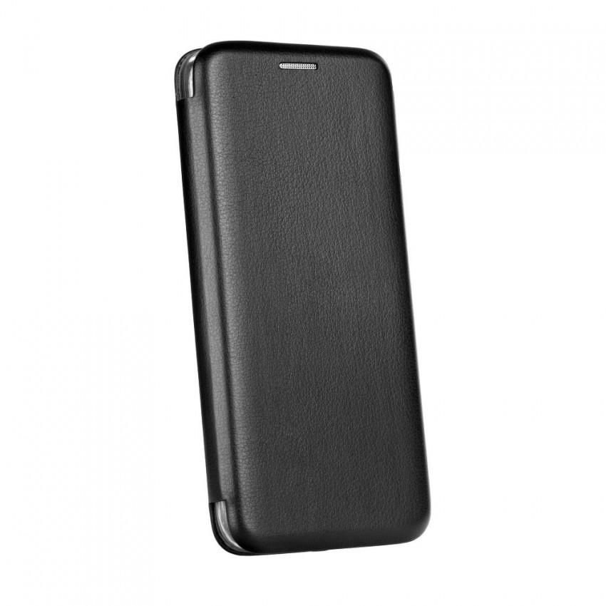 Pouzdro Forcell Kabura Book Elegance pro Apple iPhone SE/5S/5 - černé