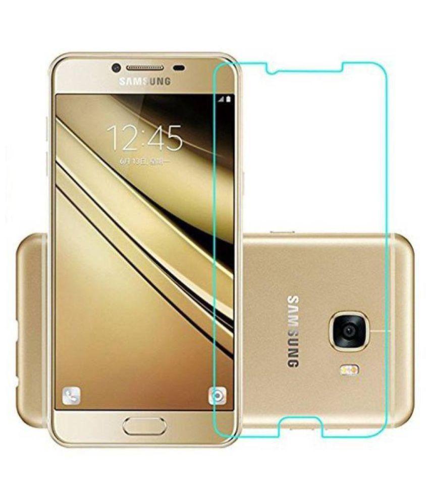 Tvrzené sklo 9H na displej - Galaxy C7