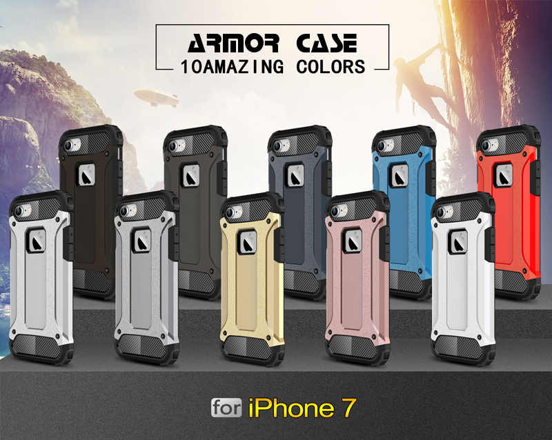 Odolný kryt Forcell Armor Case pro Apple iPhone 8 / iPhone 7