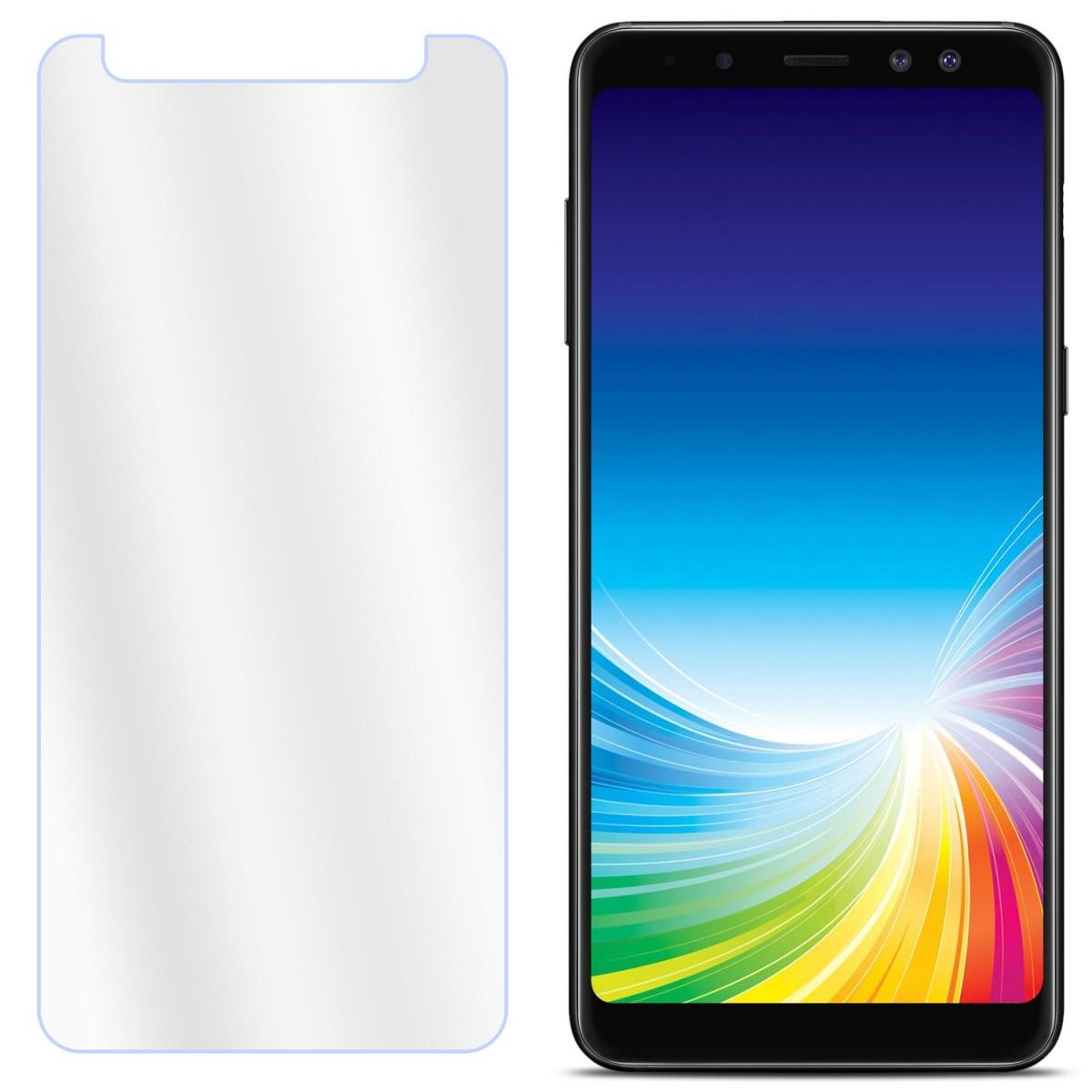 Ochranné tvrzené sklo 9H Galaxy A8 Plus 2018 / A8+ DUOS 2018 (730F)