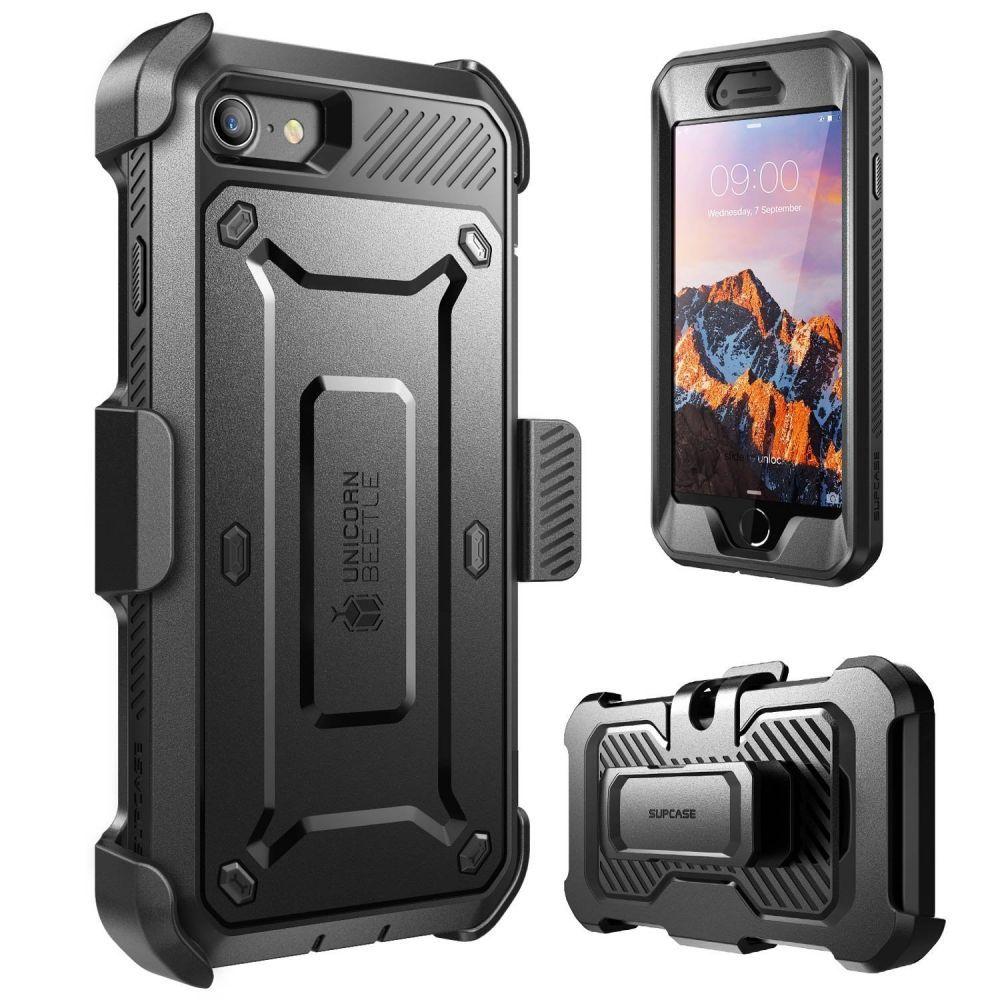 Pouzdro Supcase Unicorn Beetle Pro iPhone 7/8/SE 2020 černé