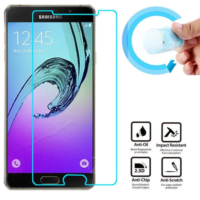 Ochranná fólie NANO-M na displej pro Samsung Galaxy A5 (2016) / A5 Duos (2016) / A510