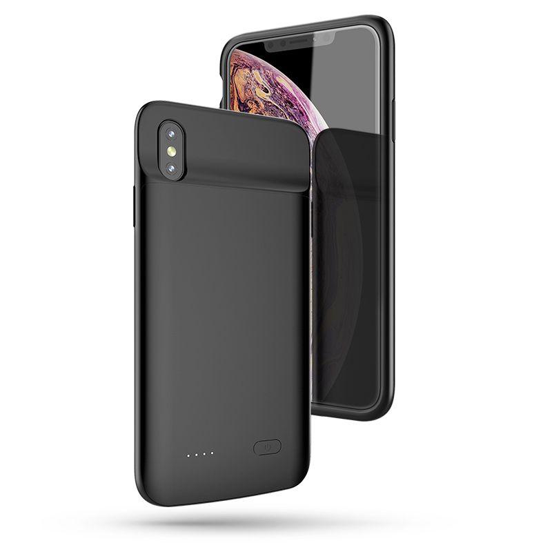 Pouzdro Tech-Protect Battery Pack 4100mAh na iPhone XS/X