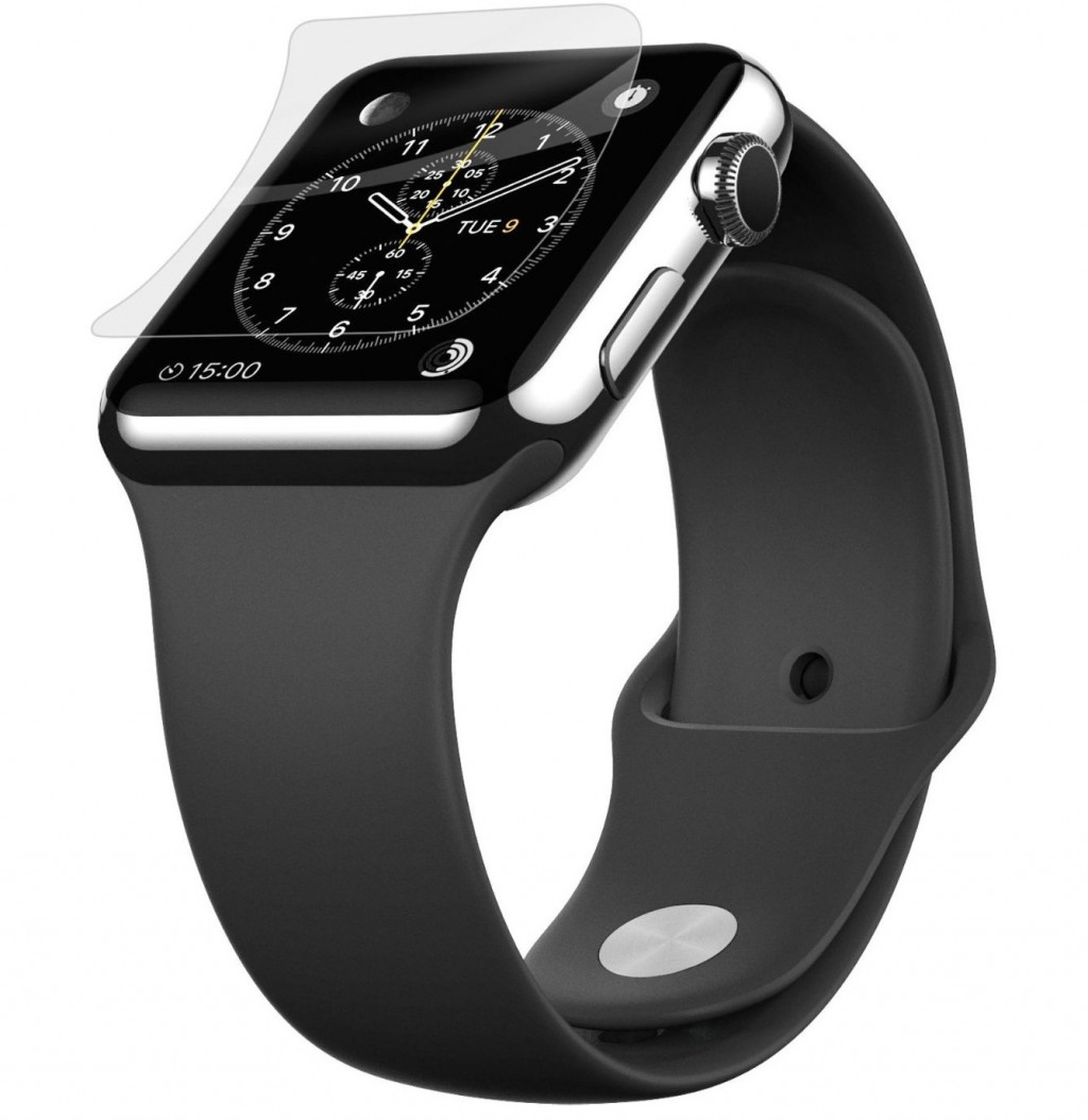 Ochranná fólie Clear na displej Apple Watch Series 3/2/1 (42mm)