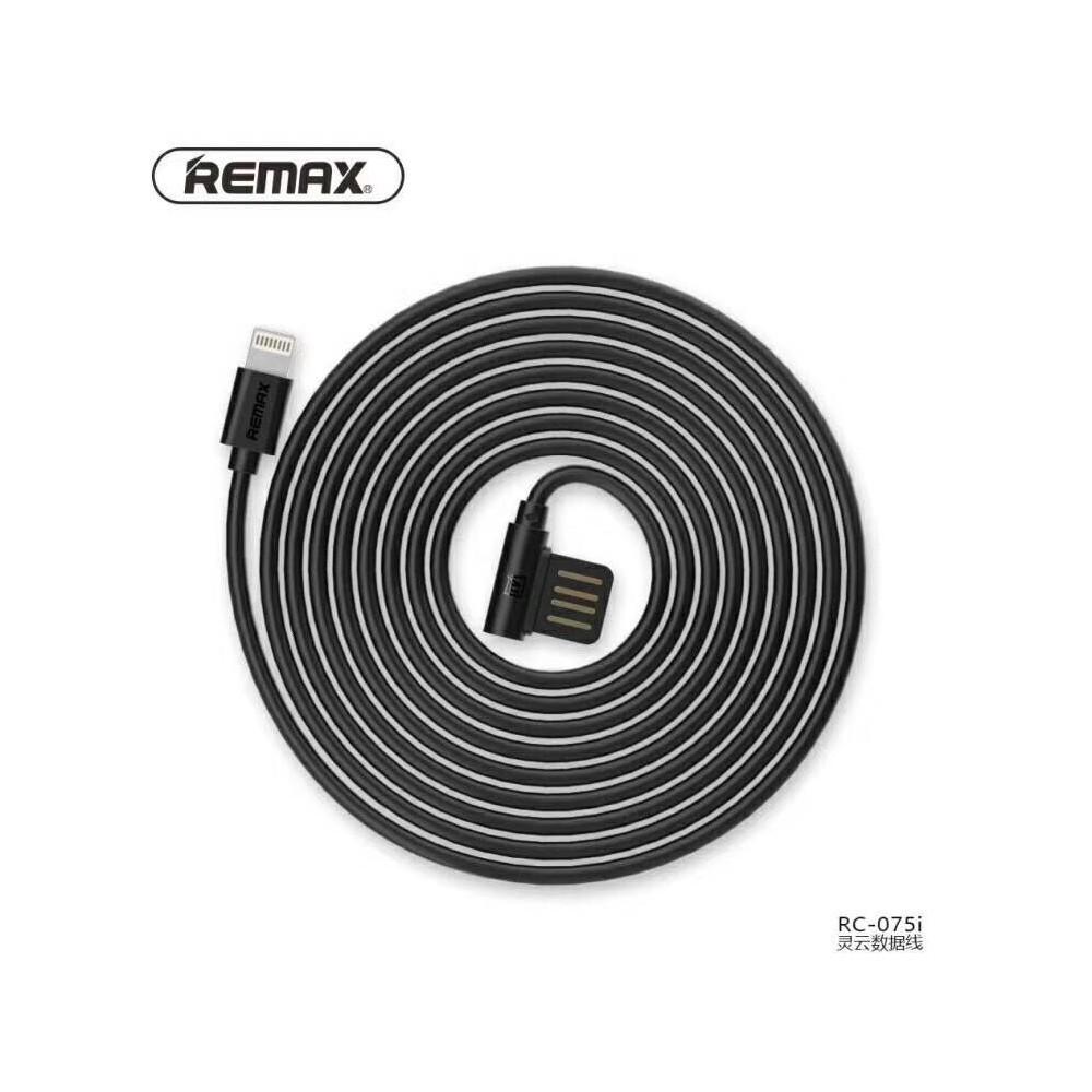 Remax RC-075i Rayen Lightning - Černý