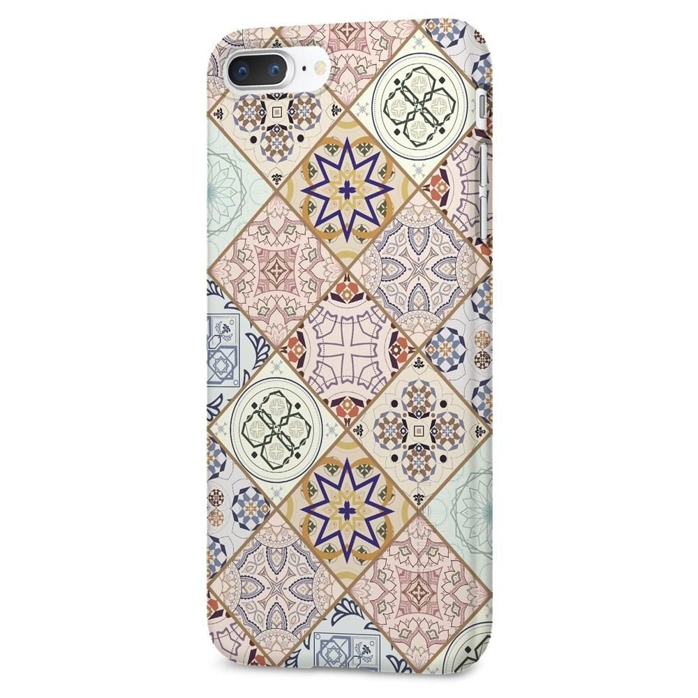 Ochranný obal SPIGEN Thin Fit pro Apple iPhone 8 Plus / 7 Plus - Arabesque