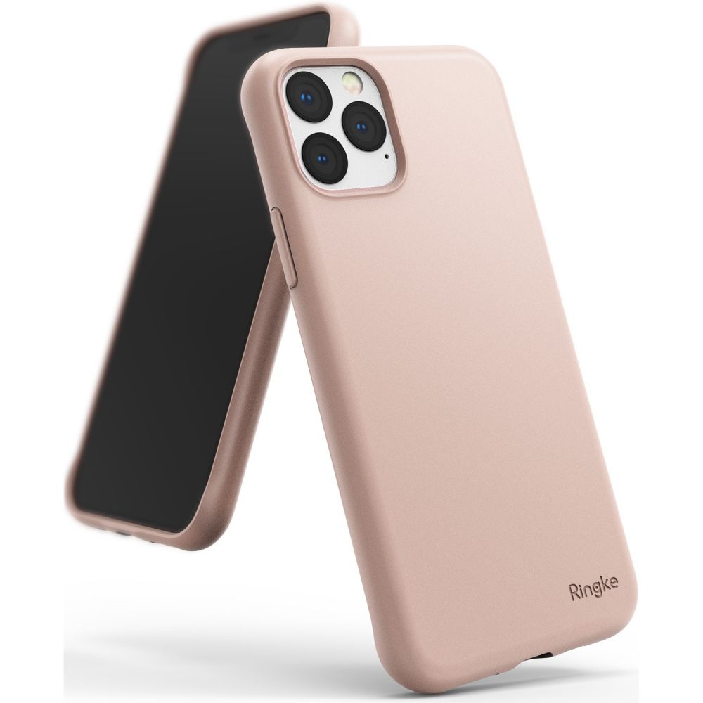 Pouzdro Ringke Air S Apple iPhone 11 Pro Max - Pískově růžové