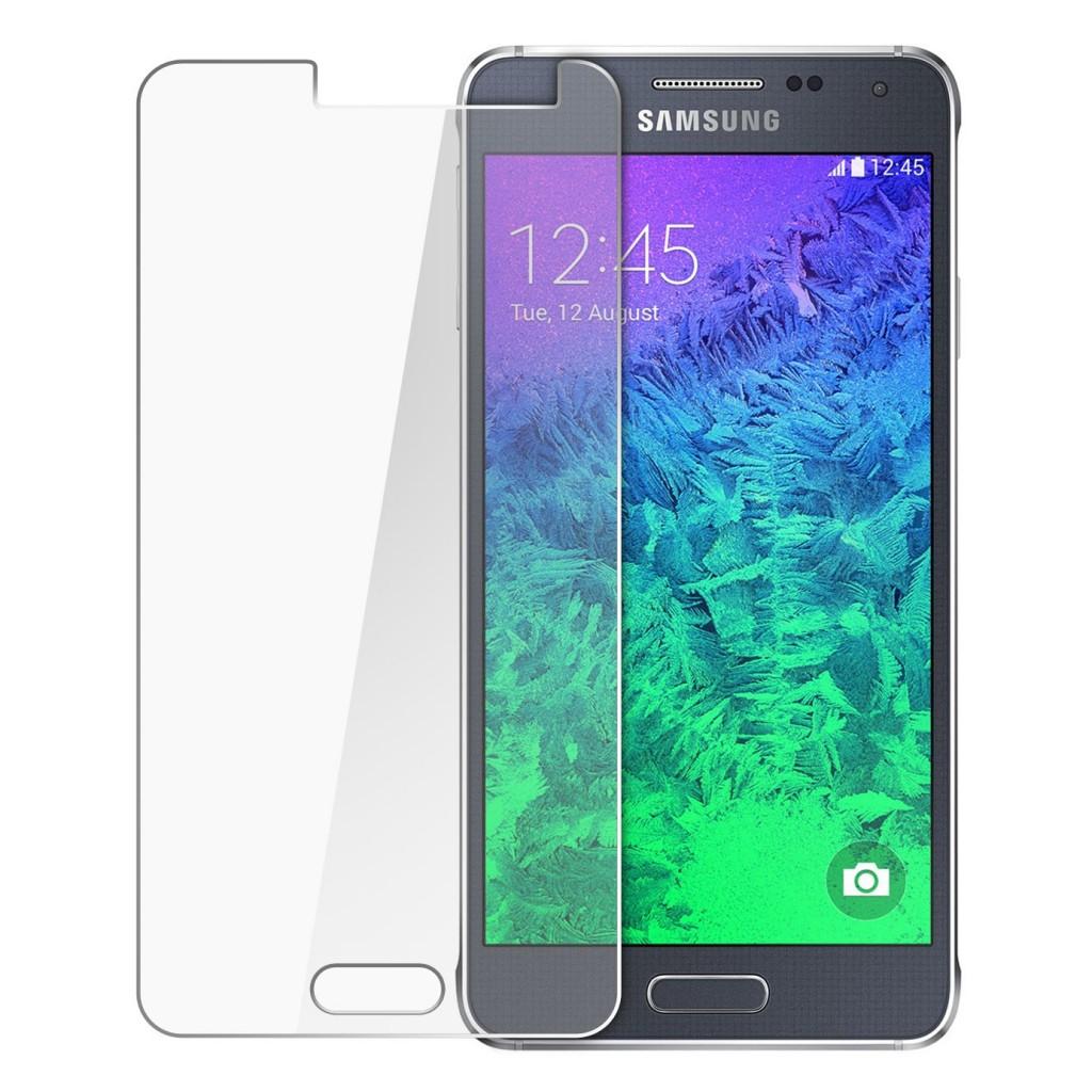 Aligator Ochrana displeje Glass Samsung G850 Galaxy Alpha