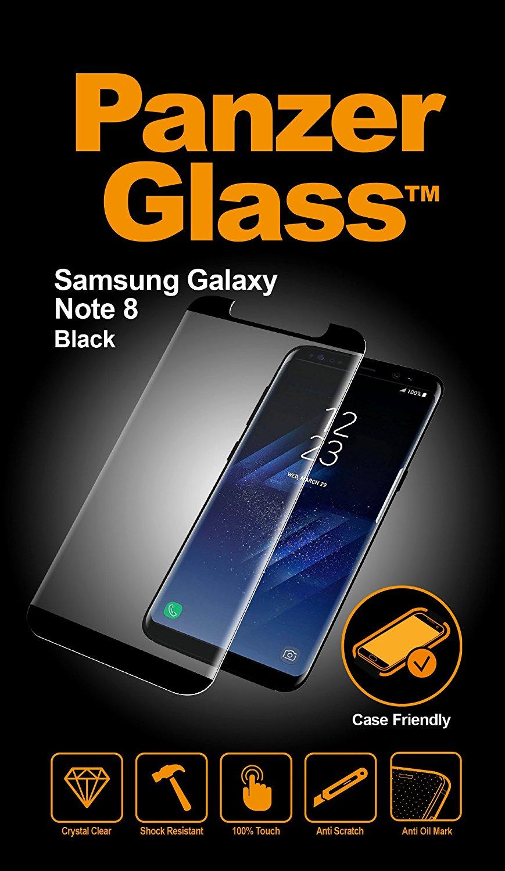 PanzerGlass tvrzené sklo Case Friendly pro Samsung Galaxy Note 8