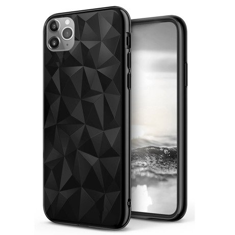 Pouzdro Forcell Prism iPhone 11 Pro Max - Černé