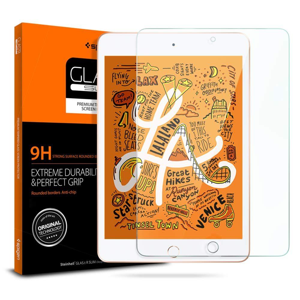 Spigen GLAS.tR SLIM na Apple iPad mini (2019) 051GL26118