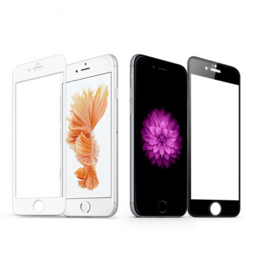 Tvrzené sklo FullCover na iPhone 7