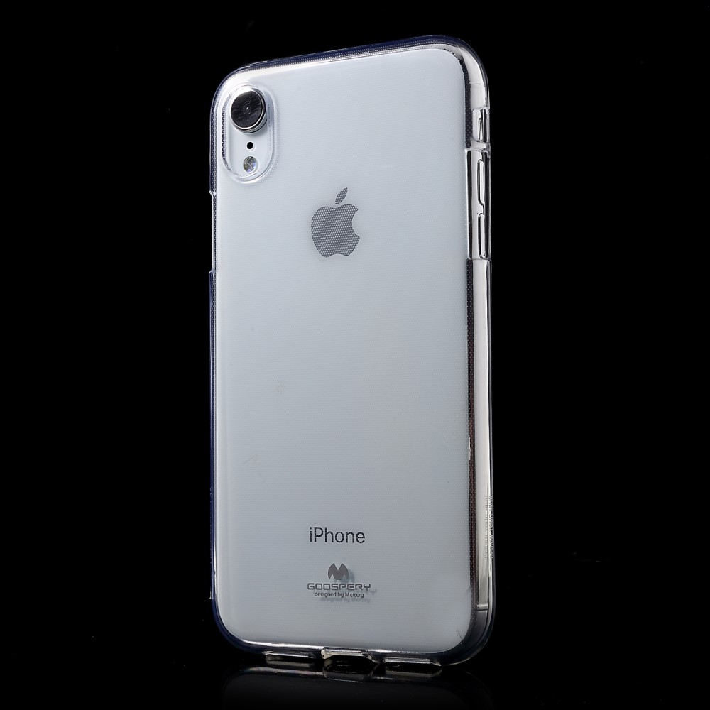 Pouzdro Mercury Pearl Jelly Case iPhone XR - Čirý