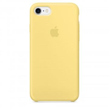 Originální silikonový kryt Apple iPhone 8 / 7 - Pampeliškový
