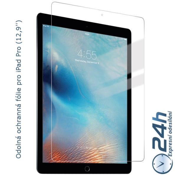 Odolná fólie NANO-M na displej iPad Pro 12,9'' (2015 / 2017)
