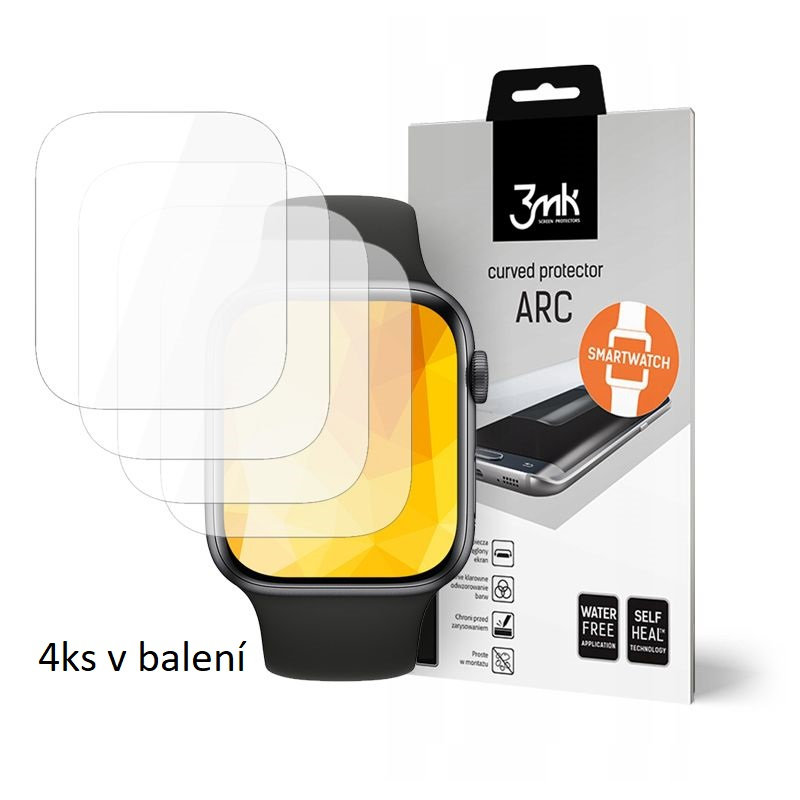 3mk ARC Watch Protection na Apple Watch Series 4/5/6/SE (40mm)