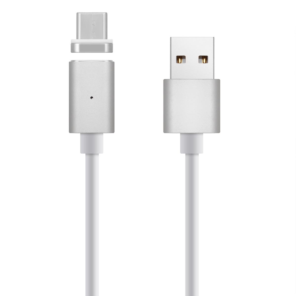 USB-C nabíjecí magnetický kabel SAFE Magnetic