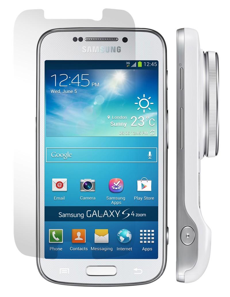Tvrzené ochranné sklo na displej MagicGlass pro Samsung Galaxy S4 Zoom C1010, C101
