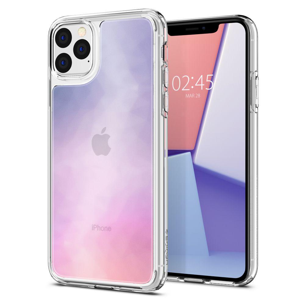 Pouzdro Spigen Hybrid Quartz Apple iPhone 11 Pro - Gradientní
